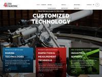 4h-jena.de Webseite Vorschau