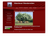 Abenteuer-wanderreiten.de