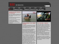 3w-production.com Webseite Vorschau