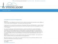 kirche-stockelsdorf.de Webseite Vorschau