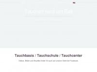 scuba-libre-bali.com Webseite Vorschau