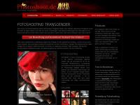 photoshoot.de Webseite Vorschau