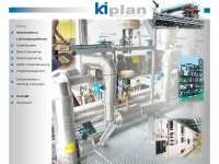 kiplan.de Webseite Vorschau