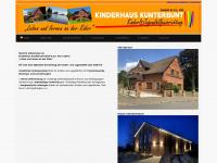 kinderhaus-kunterbunt.de Webseite Vorschau