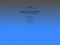 kirbach.de Webseite Vorschau