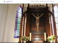 kirchengemeinde-muensterdorf.de Webseite Vorschau