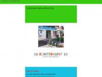 kunterbunt-secondhand.de Webseite Vorschau