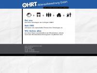 ohrt-aktenaufbewahrung.de