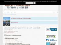 trifun-pellworm.de Webseite Vorschau