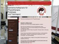 physio-fitness-point.de Webseite Vorschau