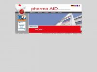 pharma-aid.de Webseite Vorschau