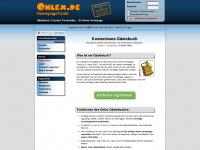 gaestebuch-umsonst.onlex.de Webseite Vorschau
