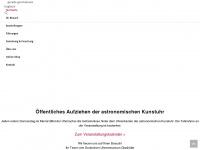 uhrenmuseum-glashuette.com