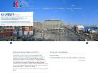 ki-west.com Webseite Vorschau