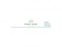 physio-eggebek.de Webseite Vorschau