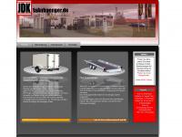 1aanhaenger.de Webseite Vorschau