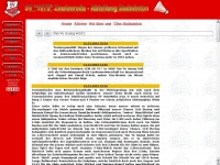 badminton-zeulenroda.de Webseite Vorschau