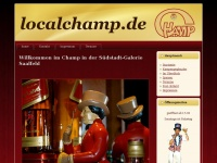 localchamp.de Webseite Vorschau