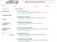 fleischerei-stoelzner.de