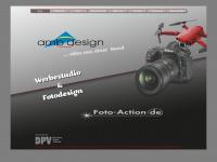 amb-design.de Webseite Vorschau