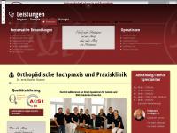 praxisklinik-gera.de