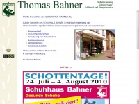 schuhhaus-bahner.de