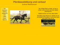 pferdeausbildung-verkauf.de