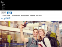 airport-pad.com Webseite Vorschau