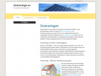 solaranlage.eu