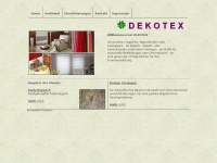 dekotex-muehlhausen.de