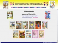 kinderbuch-kirschstein.de Webseite Vorschau