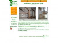treppenjakob.de Webseite Vorschau