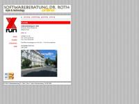 xrun.de Webseite Vorschau