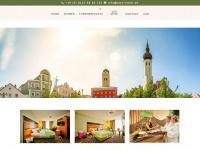ama-hotel.de Webseite Vorschau