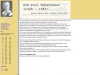johann-paul-zehetbauer.de