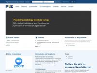 psychotraumatology-institute-europe.com