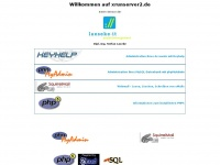 xrunserver2.de Webseite Vorschau