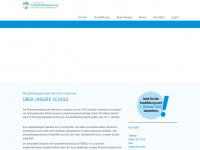 physiotherapieschule-lichtenau.de Webseite Vorschau