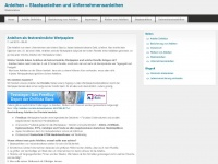 zu-anleihen.de Webseite Vorschau