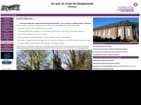 kirchengemeinde-victorbur.de Webseite Vorschau
