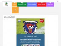 kindersport-groitzsch.de Webseite Vorschau