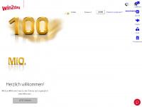 win2day.at Webseite Vorschau