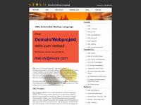 uzi-web.de Webseite Vorschau