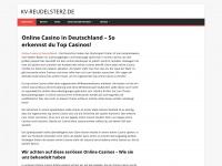 kv-reudelsterz.de Webseite Vorschau