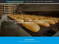 baeckereitechnik-peter.de