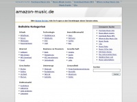 amazon-music.de Thumbnail