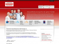 foerderverein-gesundheitszentrum.de