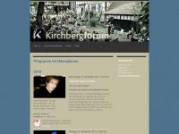 kirchbergforum.de Webseite Vorschau