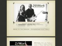2atwork.at Webseite Vorschau