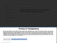 photovoltaikrechner.org Webseite Vorschau